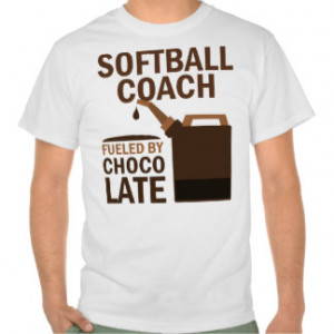 Softball Coach (Funny) Gift T Shirt