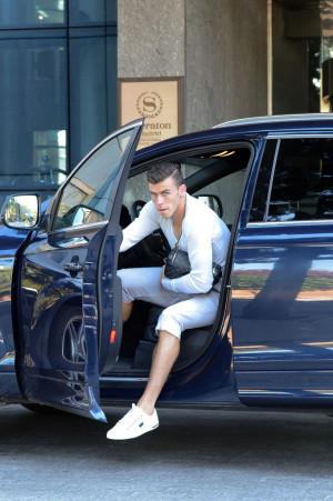 Gareth Bale in Spain