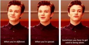 Kurt Hummel #Glee #quote