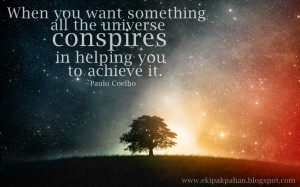 another quote from Paulo Coelho