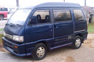Passenger Van Mini Truck