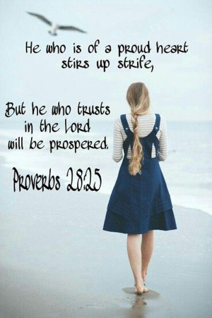 Bible Verses ♥ Proverbs 28:25 (New Living Translation) ♥ Greed ...