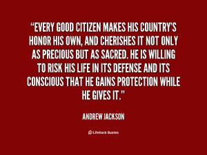 Good Citizen Quotes