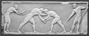 Greek Wrestling Art Unarmed martial art,