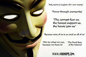 Anonymous Group Quotes