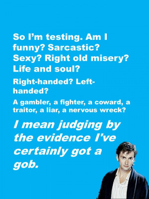 doctor who doctor who quotes david tennant timey wimey christopher ...