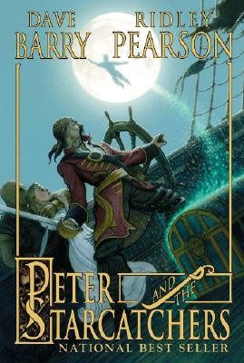 Peter and the Starcatchers by Ridley Pearson and illustrated by Greg ...