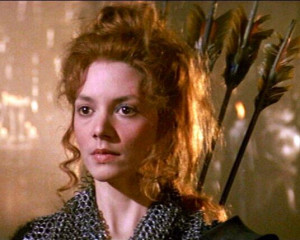 Princess Sorsha of Willow (Actress: Joanne Whalley)