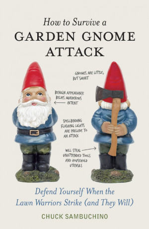 HOW TO SURVIVE A GARDEN GNOME ATTACK was optioned for film by Sony in ...