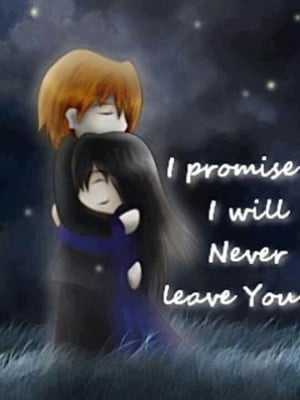 will never leave u...