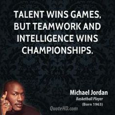 quotes about basketball teamwork | Michael Jordan Quotes | QuoteHD ...