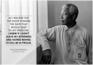 50 Things You Probably Didn't Know about Nelson Mandela