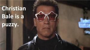 Of course Schwarzenegger will be back as The Terminator. The Last ...