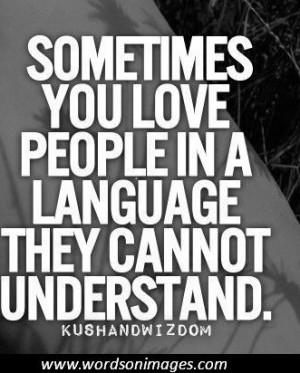 love languages quotes