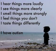 Inspirational quote about autism