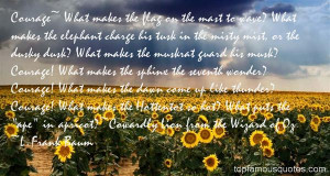 Back > Gallery For > wizard of oz quotes courage