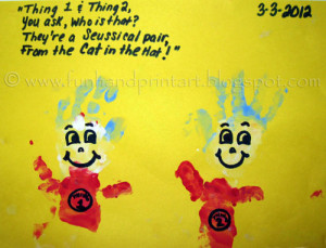 Thing 1 And Thing 2 Quotes thing 1 & thing 2,