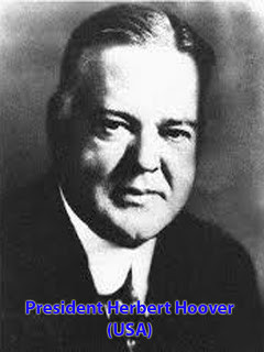 short biography herbert hoover Herbert hoover was the united states of america's 31st president click to read  some great facts on president herbert hoover or alternatively download our.