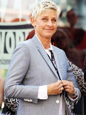 ... . Plus, more from Sandra Bullock, Ellen DeGeneres and other stars