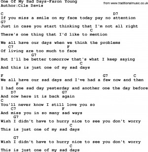 Saddest Country Music Quotes Quotesgram