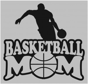 Home / Car Decals / Basketball Mom (Male) Car Decal