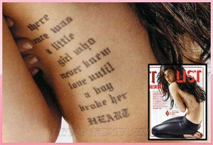 tattoos quotes about love tattoo for girls and men