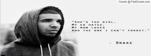drake quotes Profile Facebook Covers