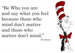 Dr. Seuss Quote, My New Wallpaper {1280x917}