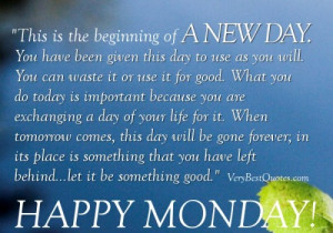 Monday_Good_Morning_Quotes_This_is_the_beginning_of_a_new_day_500x350 ...