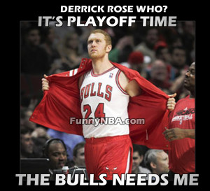 The White Mamba is The Answer for the Bulls Playoff chance