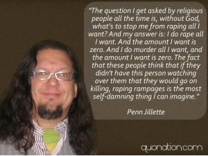 Penn Jillette Quote