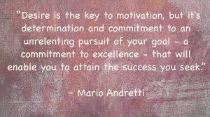 Mario Andretti Quotes