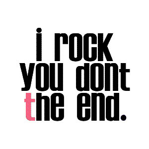 Rock quotes image by JessicaH_08 on Photobucket
