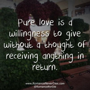 Quotes About Selfless Love