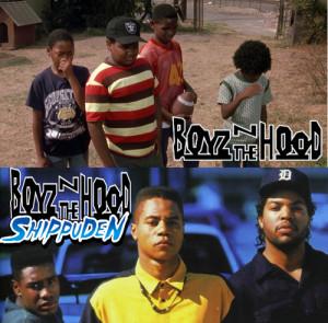 Ice Cube shippuden boyz n the hood