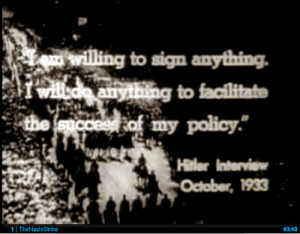 National Socialist Worldview Fake Hitler Quote About Religion