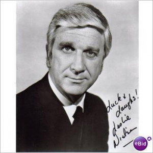 leslie nielsen airplane counting on you