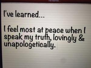 Speak your truth.Speakyourtruth Wisdom, Wisdom Integration, Life Tips ...