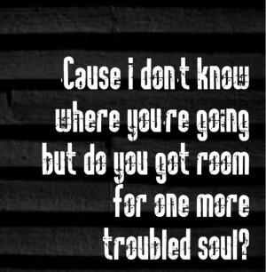 Fall Out Boy Song Quotes