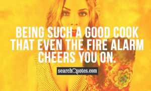 Fire Quotes & Sayings