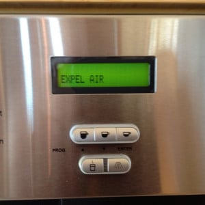 Wondering what exactly my coffee machine is asking me to do