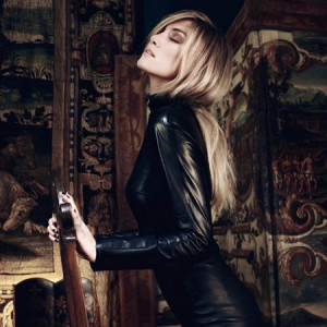 delta goodrem pictures and quotes from vogue australia magazine july