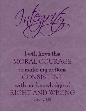 Awesome Quotes About Life Choices: Choice Integrity Knowledge And ...