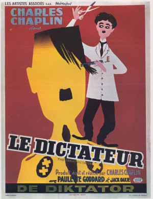... gallery of the great dictator go to trailer for the great dictator