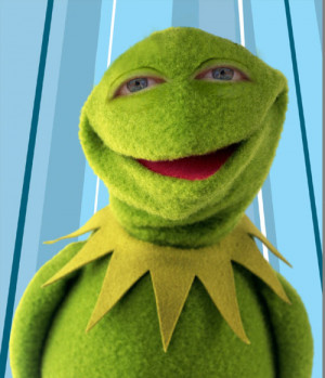 """Muppets with People Eyes """"Kermit"""" Human Eyes Make Miss Piggy Much ..."""