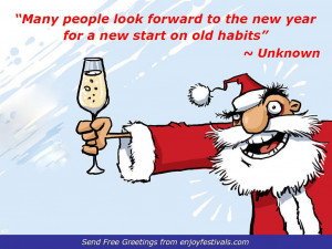 2014 NEW] Funny Quotes New Year Wishes