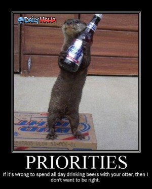 otter priorities