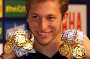 Ian Thorpe, in his own words.