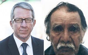 Left: NHS whistleblower David Ore. Right: Mohammed Yasin Photo: DAMIEN ...