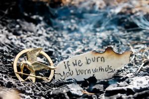 quote smoke The Hunger Games burn Katniss myphotography Mockingjay ...